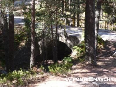 Senderismo Cueva Valiente - Arroyo Gargantilla; paginas senderismo